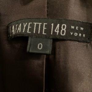 Lafayette 148 New York Jackets & Coats - Gorgeous wool/leather coat